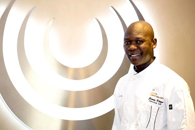 Tsogo Sun's James Khoza elected President of SA Chefs Association