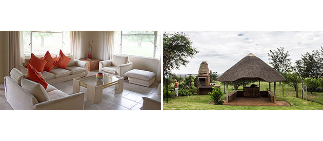 Kwami Lodge - Magaliesburg accommodation - North West
