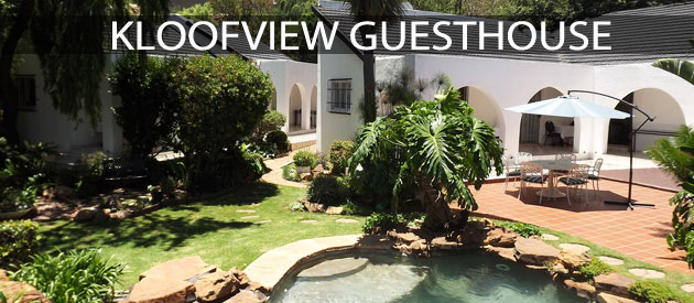KLOOFVIEW GUESTHOUSE