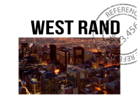 Gauteng - West Rand